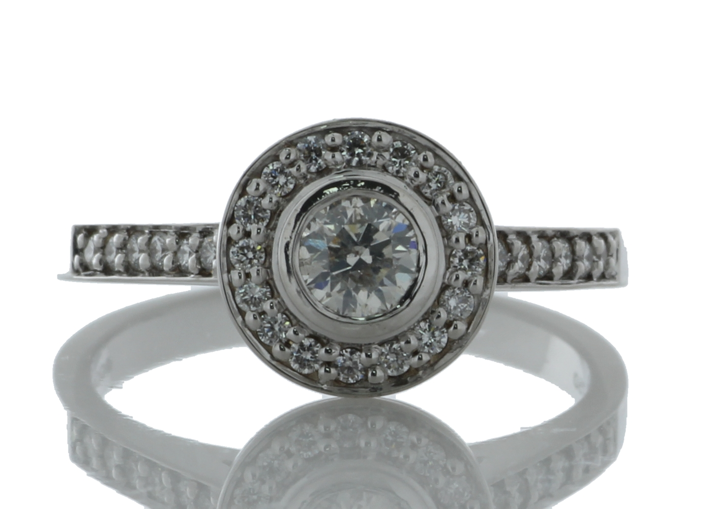 View Our Diamond Engagement Ring Collection